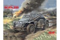 Sd.Kfz.260 (ICM 72431) 1/72
