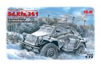 Sd.Kfz.261 (ICM 72441) 1/72