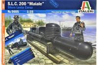 SLC MAIALE (ITALERI 5605) 1/35