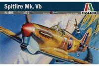 Spitfire MK.VB (ITALERI 0001) 1/72