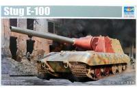 Stug E-100 (Trumpeter 09542) 1/35