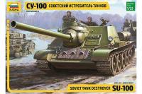 СУ-100 (ZVEZDA 3688) 1/35