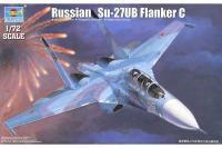 Су-27УБ Flanker C (Trumpeter 01645) 1/72