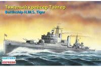 Тяжкий крейсер Tiger (Eastern Express 40005) 1/415
