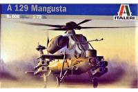 A-129 Mangusta (ITALERI 0006) 1/72