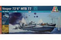 """Vosper 72'6"""" MTB 77 (ITALERI 5610) 1/35"""