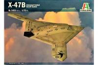 X-47B (ITALERI 1421) 1/72