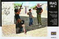 Ірак - набір 2 (MASTER BOX 3576) 1/35