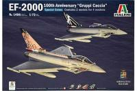 Eurofighter Typhoon EF-2000 (ITALERI 1406) 1/72