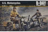 Мотоцикли США (ITALERI 322) 1/35