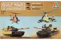 """""""Війна в Персидській затоці"""" (ITALERI 6117) 1/72"""