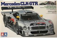 Сборная модель -  Mercedes CLK-GTR Спортивный автомобиль (TAMIYA 24195) 1/24