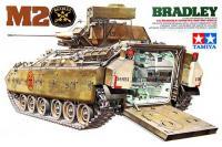 Сборная модель - Американская БМП Bradley IFV (TAMIYA 35132) 1/35