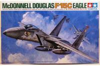 Истребитель F-15C Eagle (TAMIYA 61029) 1/48