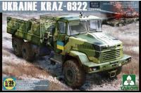 Украинский КрАЗ-6322 (TAKOM 2022) 1/35