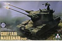 Сборная модель - Chieftain Marksman SPAAG Британская система зенитного оружия (Takom 2039) 1/35