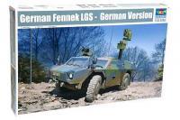 German Fennek LGS - German Version  (Trumpeter 05534) 1/35