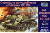 СУ-122 (Unimodels 332) 1/72