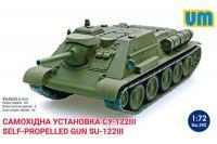 СУ-122III (Unimodels 392) 1/72