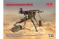 Німецький кулемет MG08 (ICM 35710) 1/35
