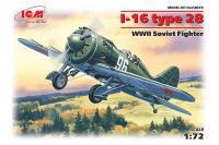 І-16 тип 28 (ICM 72073) 1/72