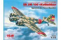 SB 2M-100 «Katiushka» (ICM 72161) 1/72