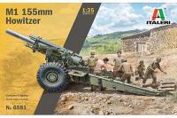 M1 155mm Howitzer (ITALERI 6581) 1/35