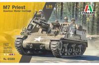 M7 Priest (ITALERI 6580) 1/35