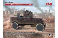 Бронеавтомобіль Model T RNAS (ICM 35669) 1/35