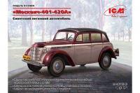 Москвич-401-420A (ICM 35484) 1/35