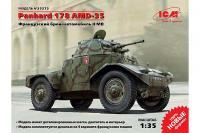 Panhard 178 AMD-35 (ICM 35373) 1/35
