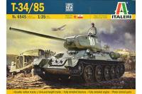 Т34/85 Завод 183 Мод. 1944 (ITALERI 6545) 1/35