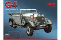 Tип G4 (виробництва 1935) (ICM 24011) 1/24