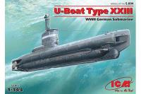 U-Boat Type XXIII (ICM S.004) 1/144