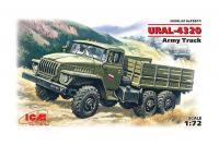 УРАЛ-4320 (ICM 72611) 1/72