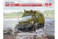 ЗіЛ-131 КШМ з радянськими водіями (ICM 35524) 1/35
