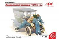 Американські автомеханіки (1910-ті р) (ICM 24009) 1/24