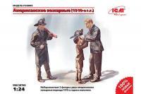 Американські пожежники (1910-ті р) (ICM 24005) 1/24