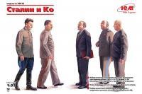 Сталін і Ко (ICM 35613) 1/35