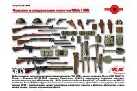 Озброєння і обладнання піхоти США 1МВ (ICM 35688) 1/35